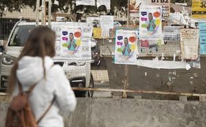 El Ayuntamiento de Granada recuerda que la multa por colocar octavillas asciende a 150 euros