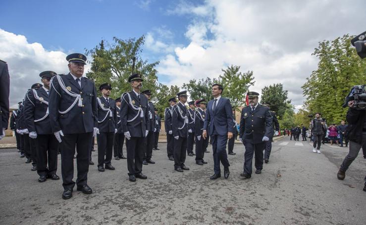 Fiesta del Patrón de la Policía Local