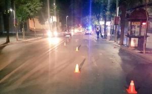 El acusado de conducir ebrio y arrollar a una motorista en Jaén pasa a disposición judicial
