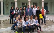Alumnos de Güéjar Sierra viajan a Londres para la final internacional del programa Water Explorer