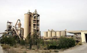 Cemex anuncia que cierra su planta de Gádor