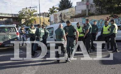 El presunto homicida del guardia civil de Granada sigue en los calabozos