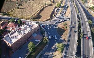 La operación 'jaula' por tierra y aire en Cájar, Monachil y Huétor