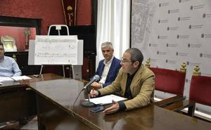 La antigua Carretera de Málaga conservará los grandes olmos y tendrá nuevos ejemplares de mayor porte