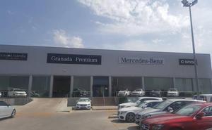 Granada Premium, el nuevo concesionario de Mercedes, irrumpe en Granada con fuerza