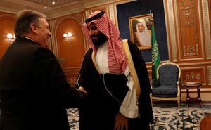 El rey de Arabia se compromete a investigar «exhaustivamente» el caso Khashoggi