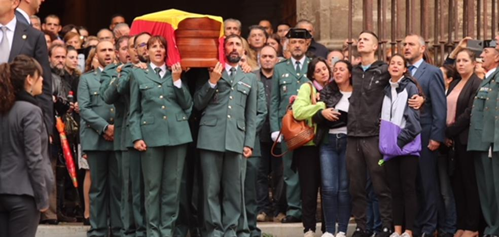 Granada llora el asesinato de José Manuel