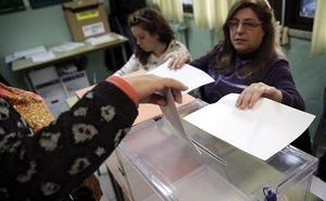Los partidos podrán gastar en Jaén más de 290.000 euros para las elecciones andaluzas
