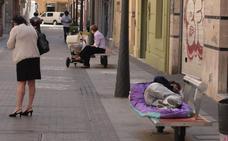 La pobreza se «cronifica» en la provincia, donde el salario anual sigue sin alcanzar los 15.000 euros