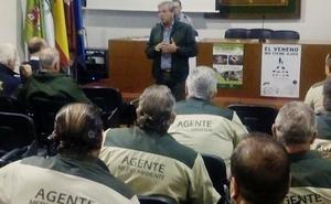 Agentes de Medio Ambiente y del Seprona se forman para detectar cebos envenenados