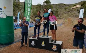 Rocío Martín se impone en la categoría reina del Rally MTB de Torrenueva