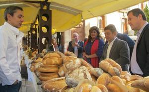 Una muestra para reivindicar el pan artesanal que se fabrica en Jaén