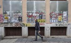 Granada se llena de octavillas en octubre