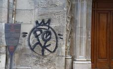 Pintadas en la Capilla Real
