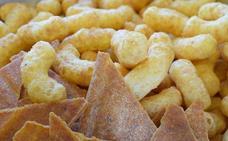 Retiran lotes de unos famosos snacks y palomitas vendidos en toda España