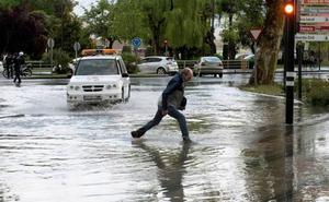 La AEMET pronostica agua en Granada hasta el domingo