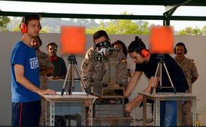 Colaboración de la Armada con la Universidad Politécnica de Cartagena