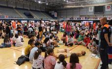 Más de 4.000 jóvenes participan en una nueva edición del cardiomaratón