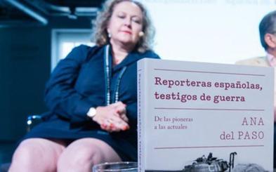 Las mujeres recuperan su voz 'guerrera' en el libro de Ana del Paso