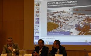 Las administraciones se juramentan para que el tren llegue al Puerto de Motril