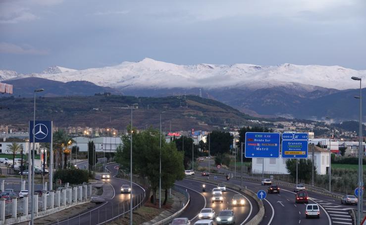 Vuelve la nieve a la Sierra