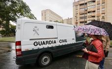 Prisión sin fianza para el detenido por la muerte del agente de la Guardia Civil en Huétor Vega