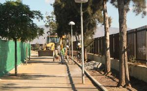 Pacheco urge a ADIF a trabajar en la segunda fase del soterramiento para que esté listo cuando llegue el AVE