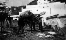 La 'nube' que destruyó La Rábita hace 45 años: «Era como un tsunami, parecía el fin del mundo»