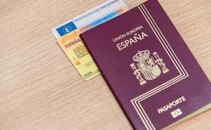 Aviso de de la Policía Nacional sobre el DNI y el pasaporte