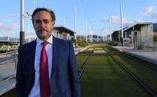 López pide al alcalde de Jaén cumplir el acuerdo del tranvía