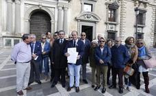 Juan García Montero no ejecutará el fallo del congreso del PP de Granada hasta después de las elecciones andaluzas
