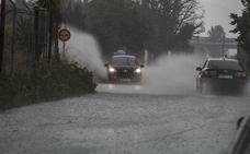 La AEMET pronostica lluvia, tormentas, viento y oleaje y alerta del riesgo en 11 provincias