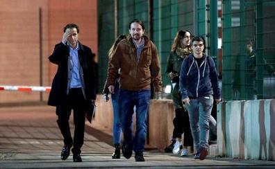 Iglesias hace suyo el discurso de Junqueras y emplaza a Sánchez a moverse con los presos