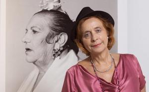 «Mis fotos conectan más con el sentido dramático del flamenco»