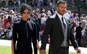 El «duro trabajo» de mantener el matrimonio de los Beckham