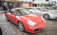 Gran exposición de Porsche en el Serrallo Plaza para todos los granadinos