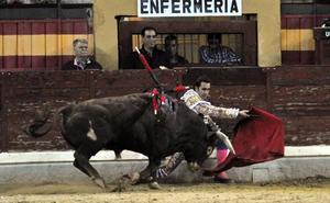 Puerta grande para Diego Ventura en una gélida tarde de toros en Jaén