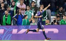 El Valladolid gana en el Villamarín y se mete en Europa