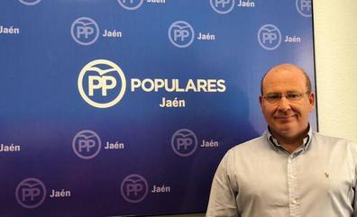 Márquez da su apoyo a Lozano al frente de la «mejor» candidatura para «lograr la confianza de los jiennenses»