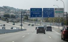 Cortada la A-92 en sentido Málaga a la altura de Osuna por los efectos de las lluvias
