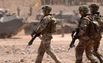 Nuevo contingente de Infantería de Marina para Malí