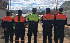 Cinco arrestos por robos y atentados a la autoridad en Jaén durante la Feria de San Lucas