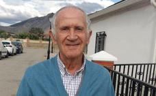 Encuentran sano y salvo al anciano con Alzheimer desaparecido en la pedanía de Pedro Ruiz