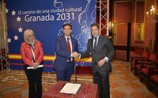 Granada suma respaldo empresarial a su candidatura por la Capitalidad Cultural de 2031