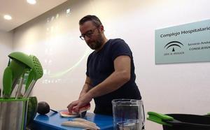 Jaén acoge unas jornadas formativas para la elaboración de un menú saludable en hospitales