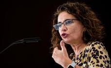 Montero descarta nuevas subidas de impuestos
