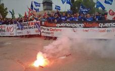 El 90% de la plantilla de la cárcel de Jaén se adhiere a la huelga de este miércoles y viernes