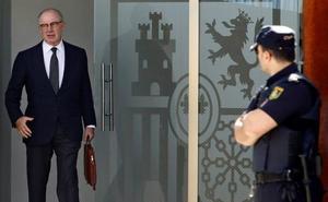 Rato pide paralizar su encarcelamiento hasta que se pronuncie el Constitucional