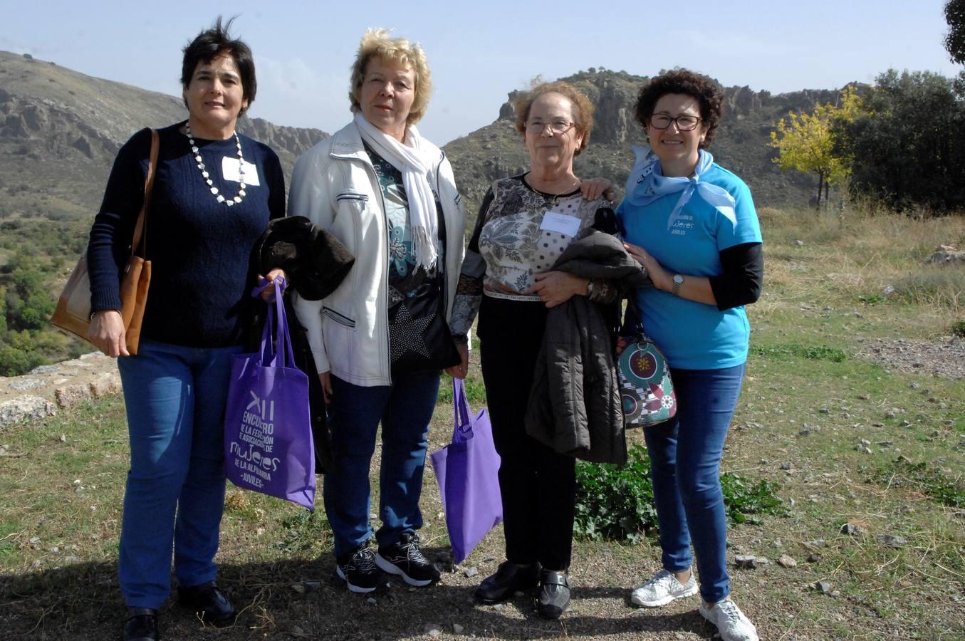 Encuentro de la Federación de Asociaciones de Mujeres de la Alpujarra en Juviles