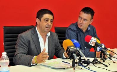 El PSOE emprende «una nueva etapa» tras la salida de Juan Fernández